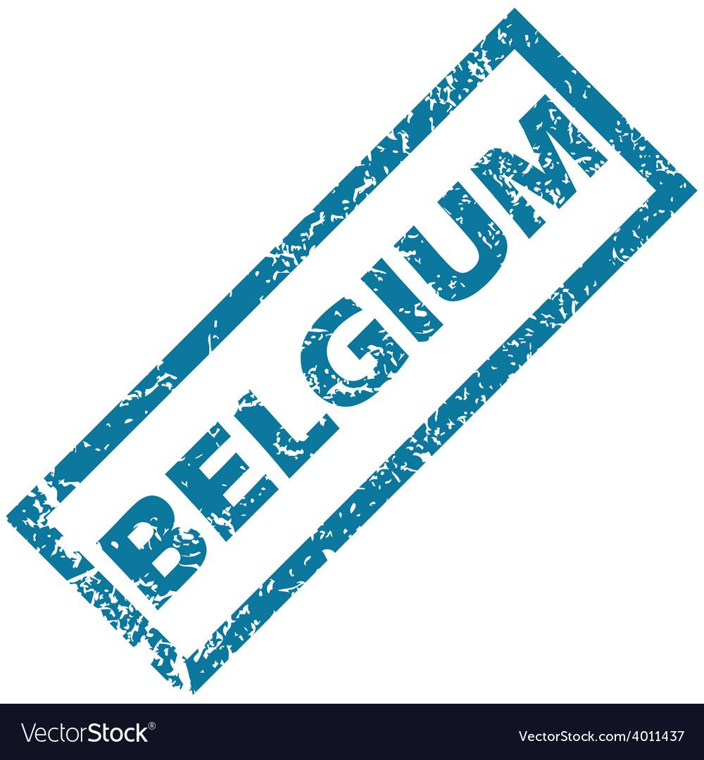 Belgium rubber stamp vector   Price: 1 Credit (USD $1)