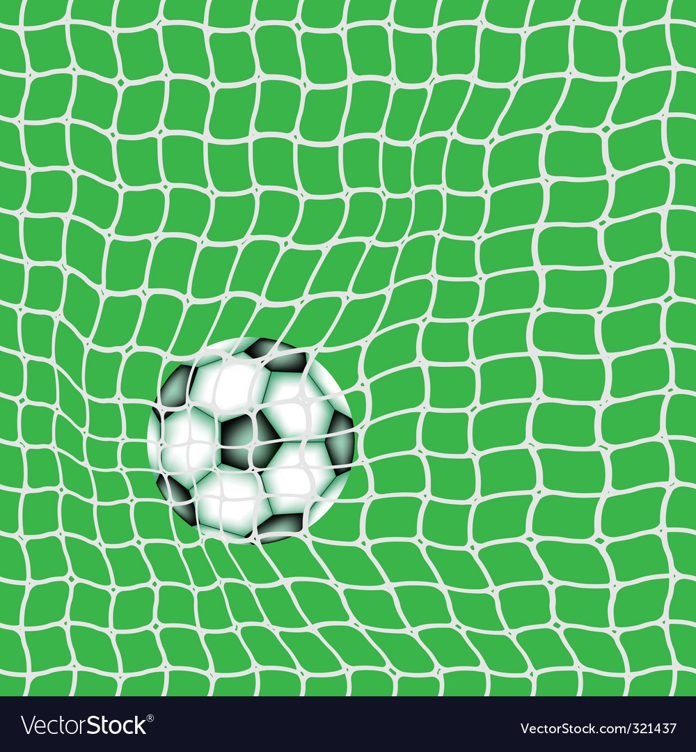 Goal ball vector | Price: 1 Credit (USD $1)