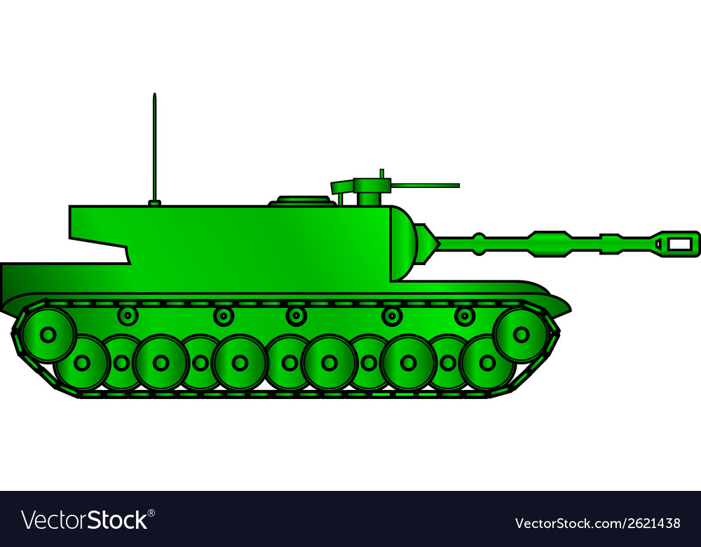 Tank2 vector | Price: 1 Credit (USD $1)