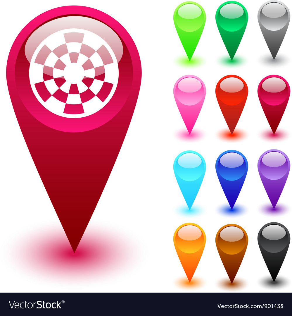 Target button vector   Price: 1 Credit (USD $1)
