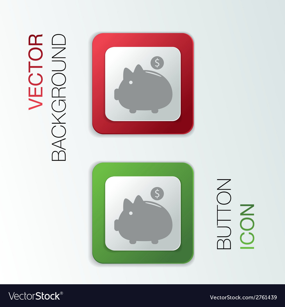 Piggy bank vector   Price: 1 Credit (USD $1)