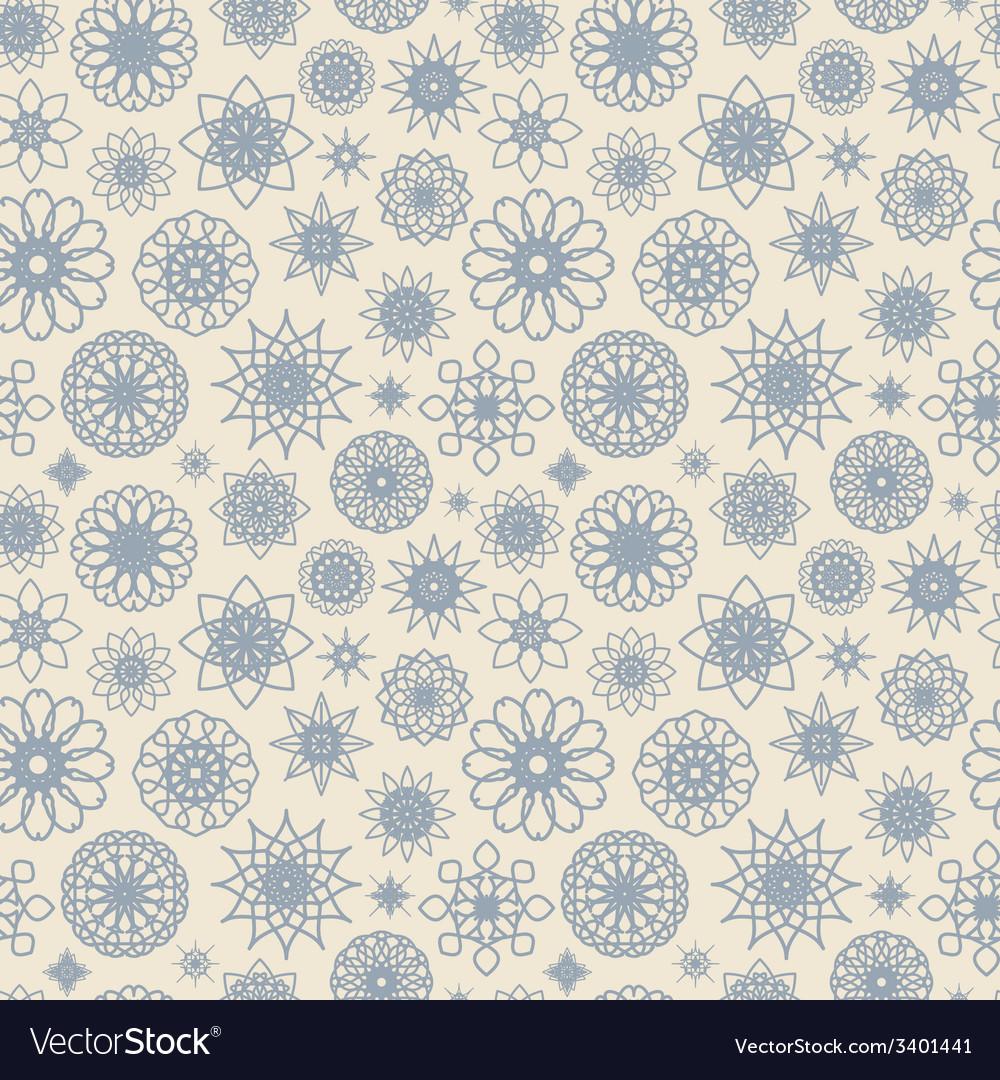 Ornamental seamless pattern vector   Price: 1 Credit (USD $1)