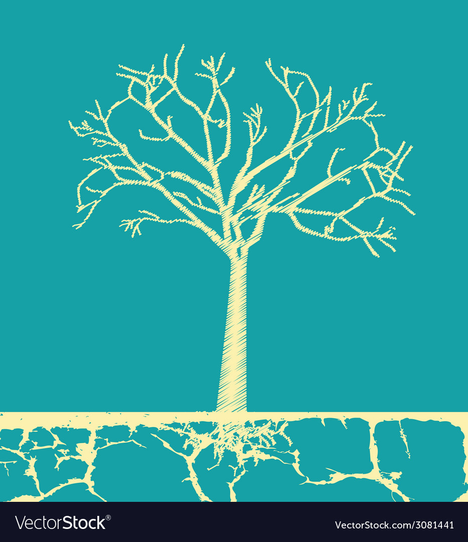 Tree design vector | Price: 1 Credit (USD $1)