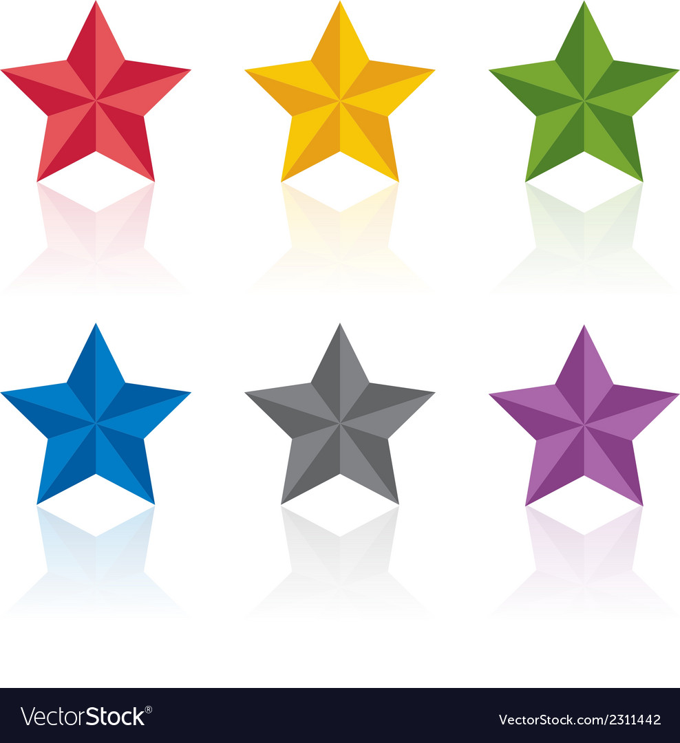 Stars vector | Price: 1 Credit (USD $1)