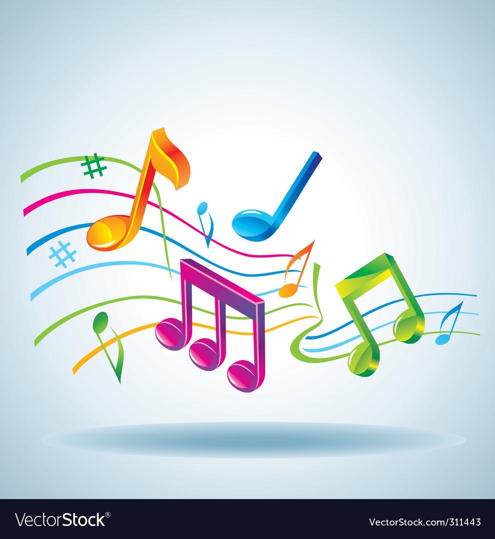3d tunes vector | Price: 1 Credit (USD $1)