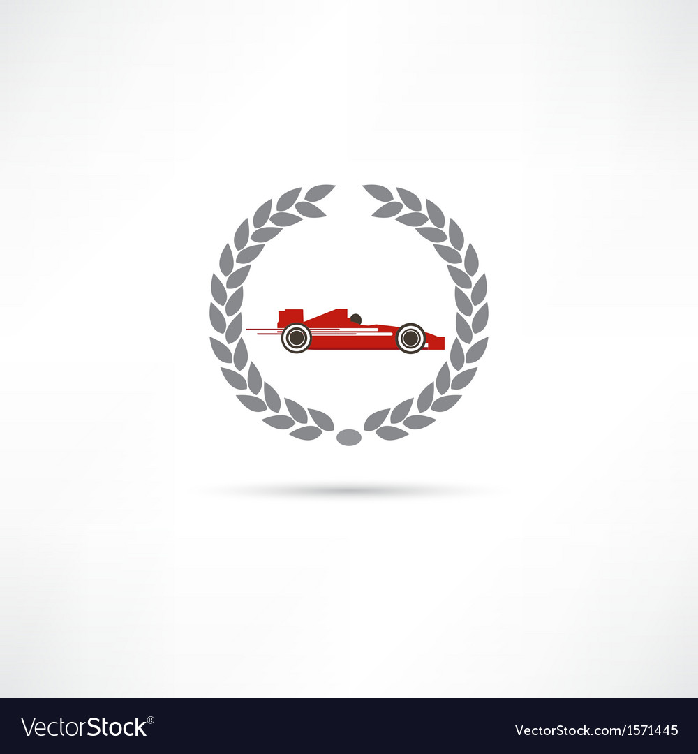 F1 icon vector | Price: 1 Credit (USD $1)