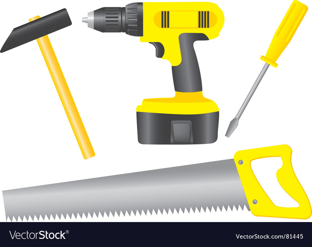 Tools vector | Price: 1 Credit (USD $1)