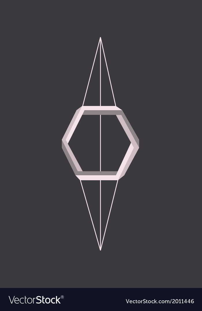 Impossible form vector | Price: 1 Credit (USD $1)