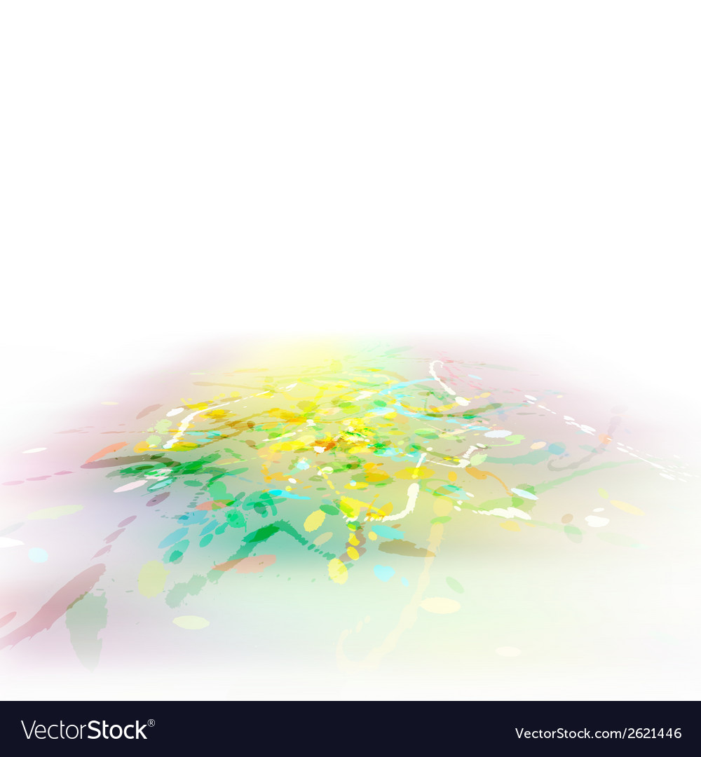 Splash watercolor background plus eps10 vector | Price: 1 Credit (USD $1)