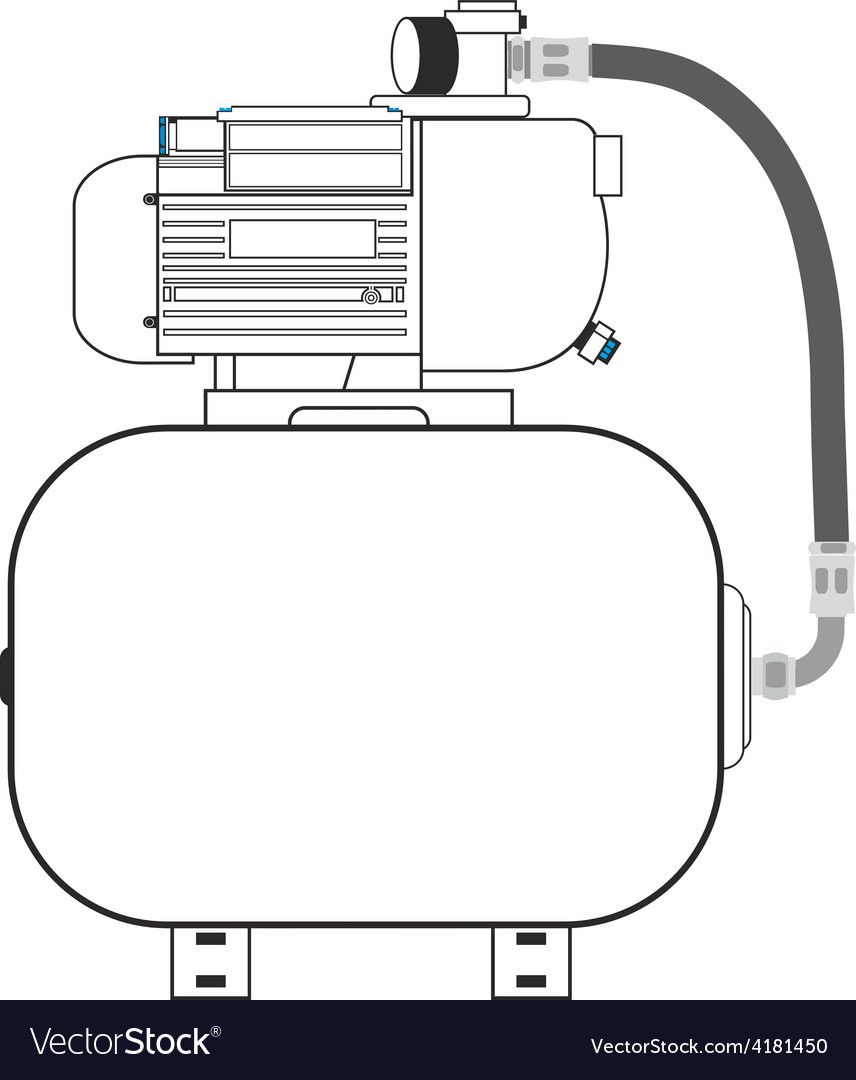 Compressor vector | Price: 1 Credit (USD $1)