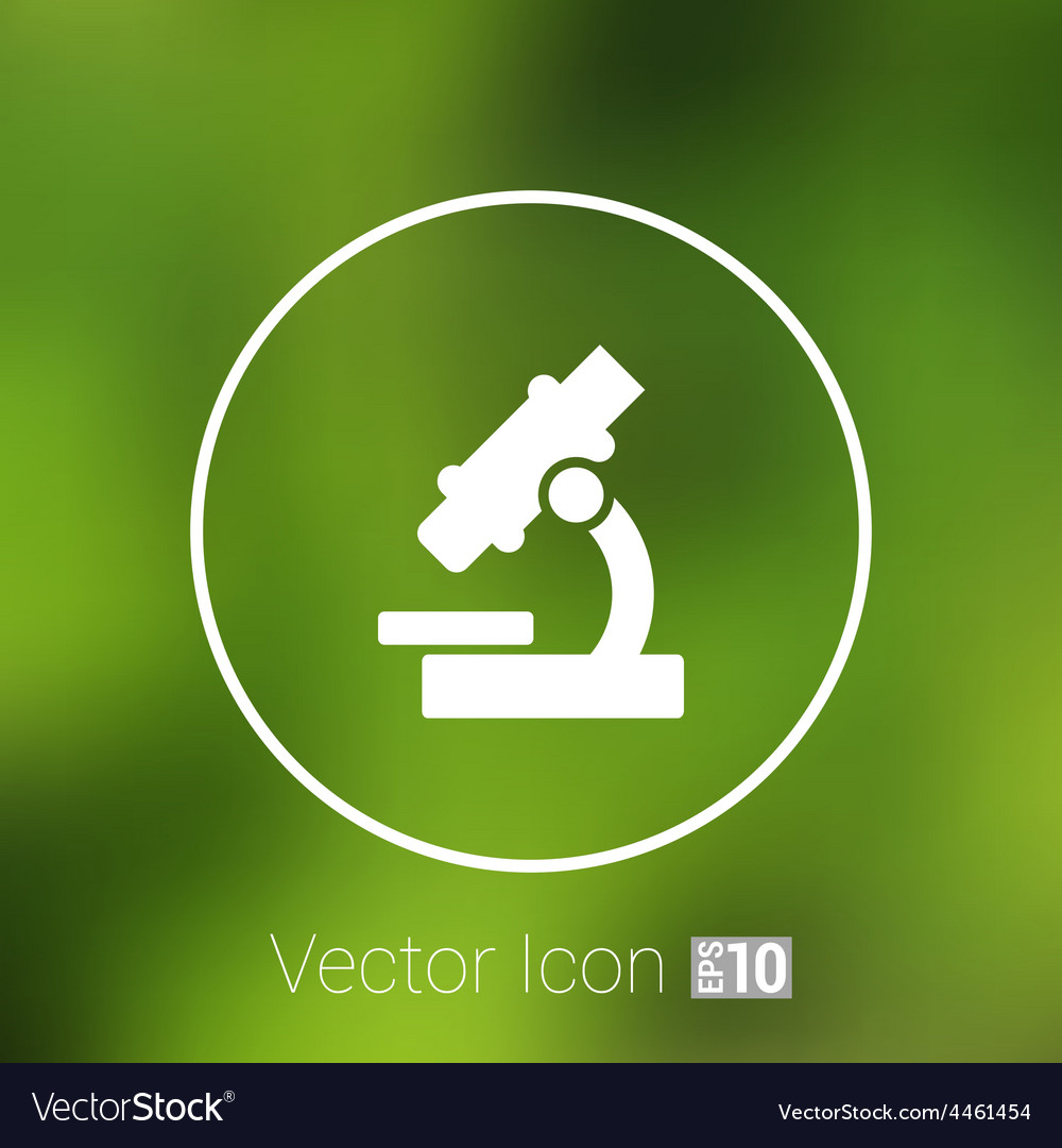 Icon researching research sign symbol technology vector | Price: 1 Credit (USD $1)