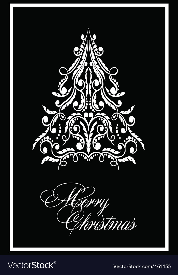 Christmas card vector | Price: 1 Credit (USD $1)