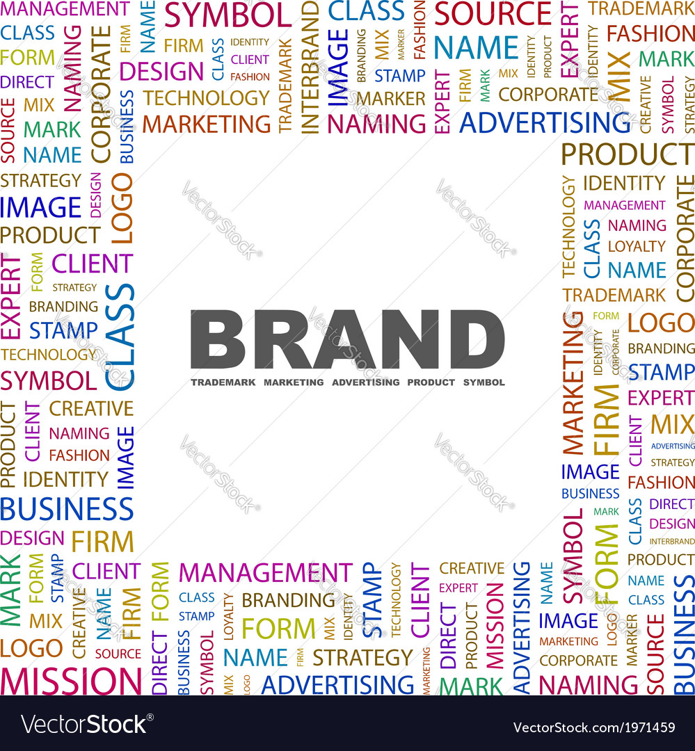 Brand vector | Price: 1 Credit (USD $1)