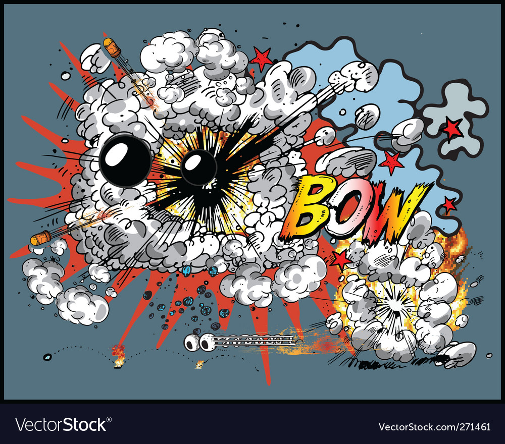 Explosion vector | Price: 3 Credit (USD $3)