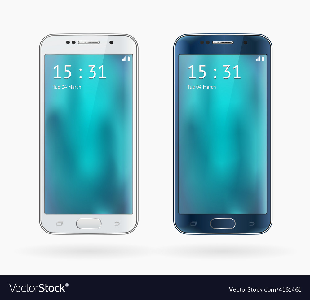 Galaxy s6 edge vector