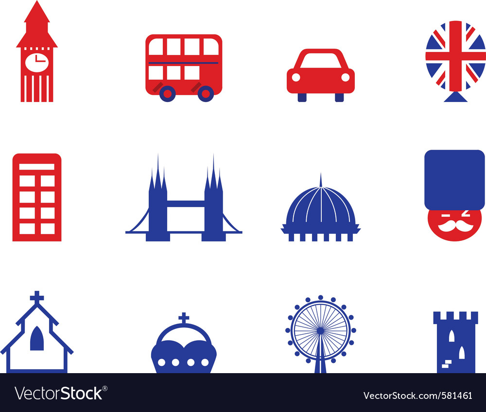 London icons vector   Price: 1 Credit (USD $1)