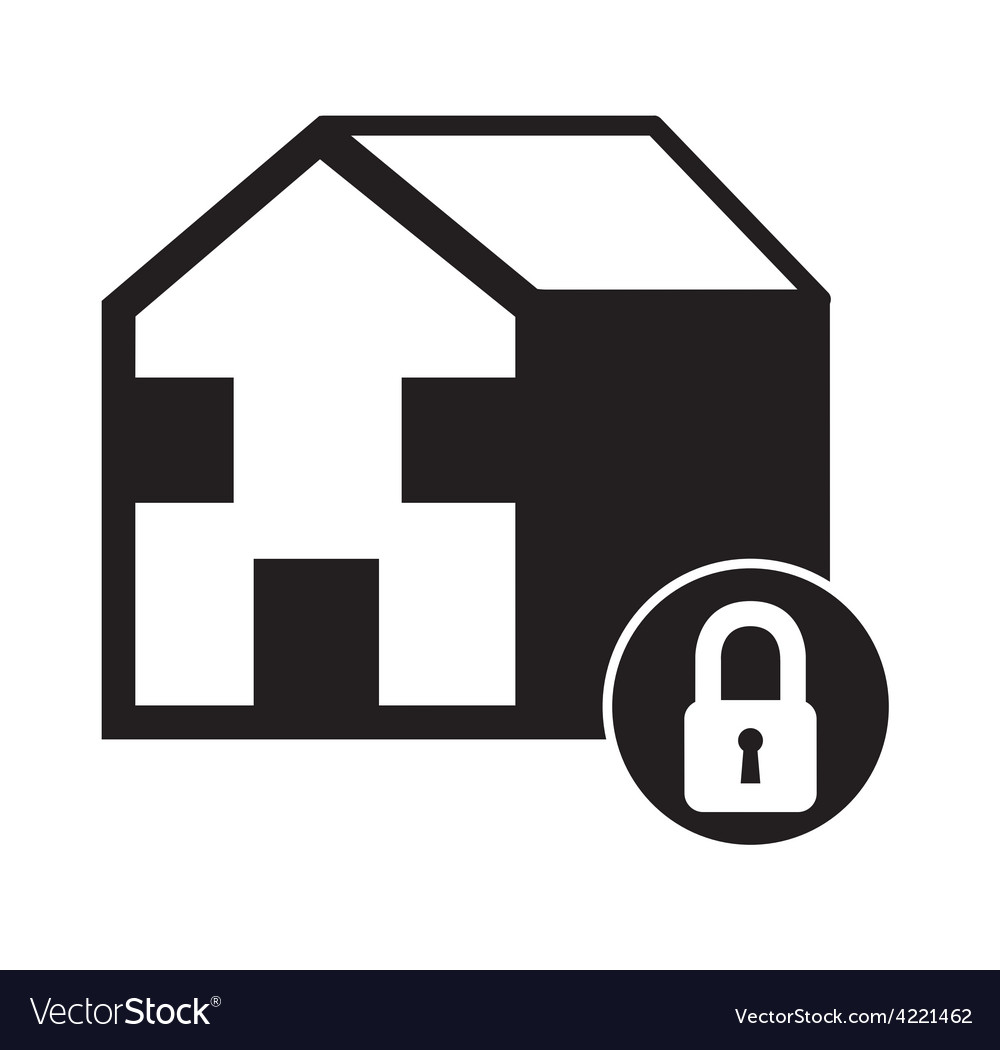 Smart house vector   Price: 1 Credit (USD $1)
