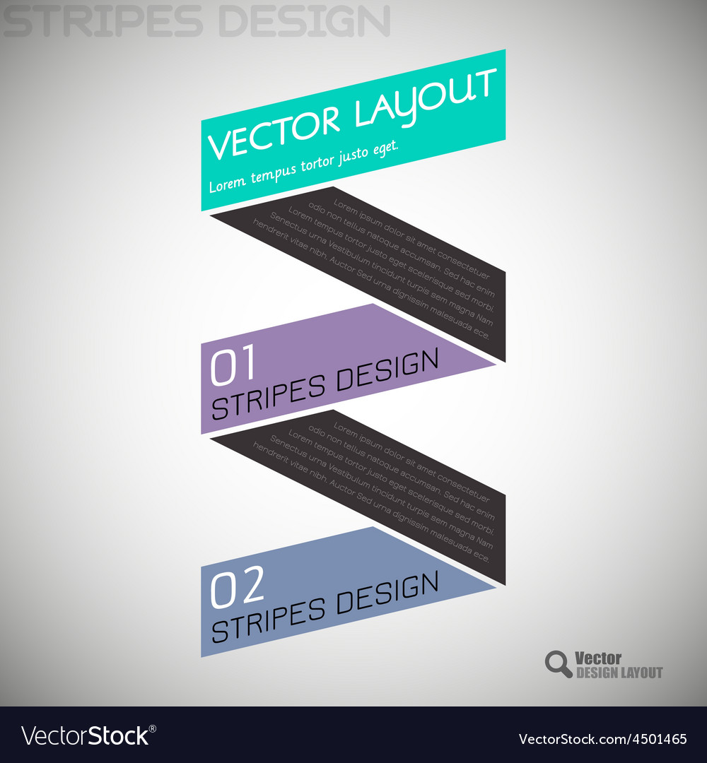 Modern layout vector | Price: 1 Credit (USD $1)