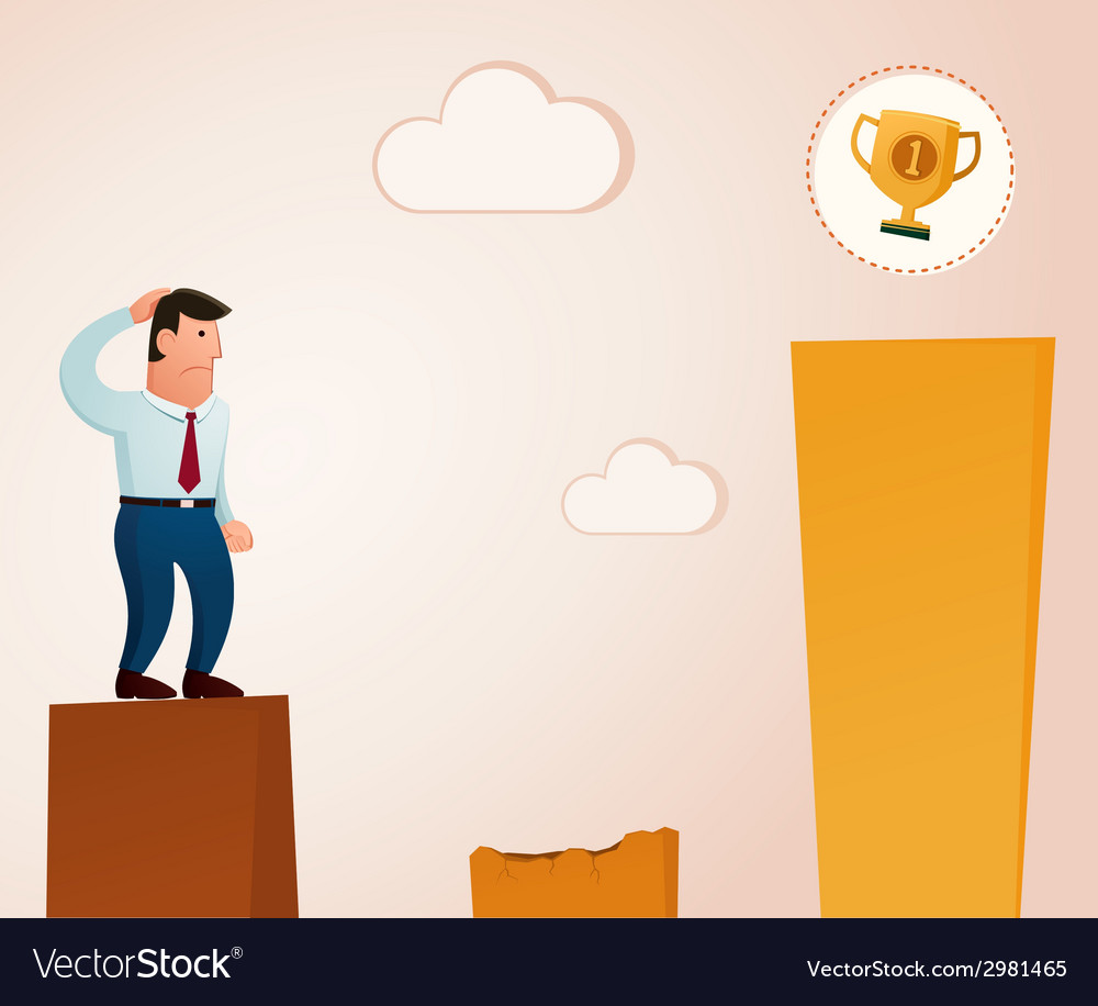 Thinking to get an award vector | Price: 1 Credit (USD $1)