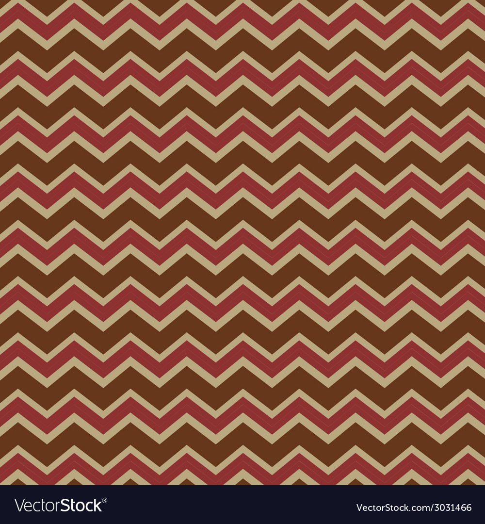 Chevron brown and wine pattern vector | Price: 1 Credit (USD $1)