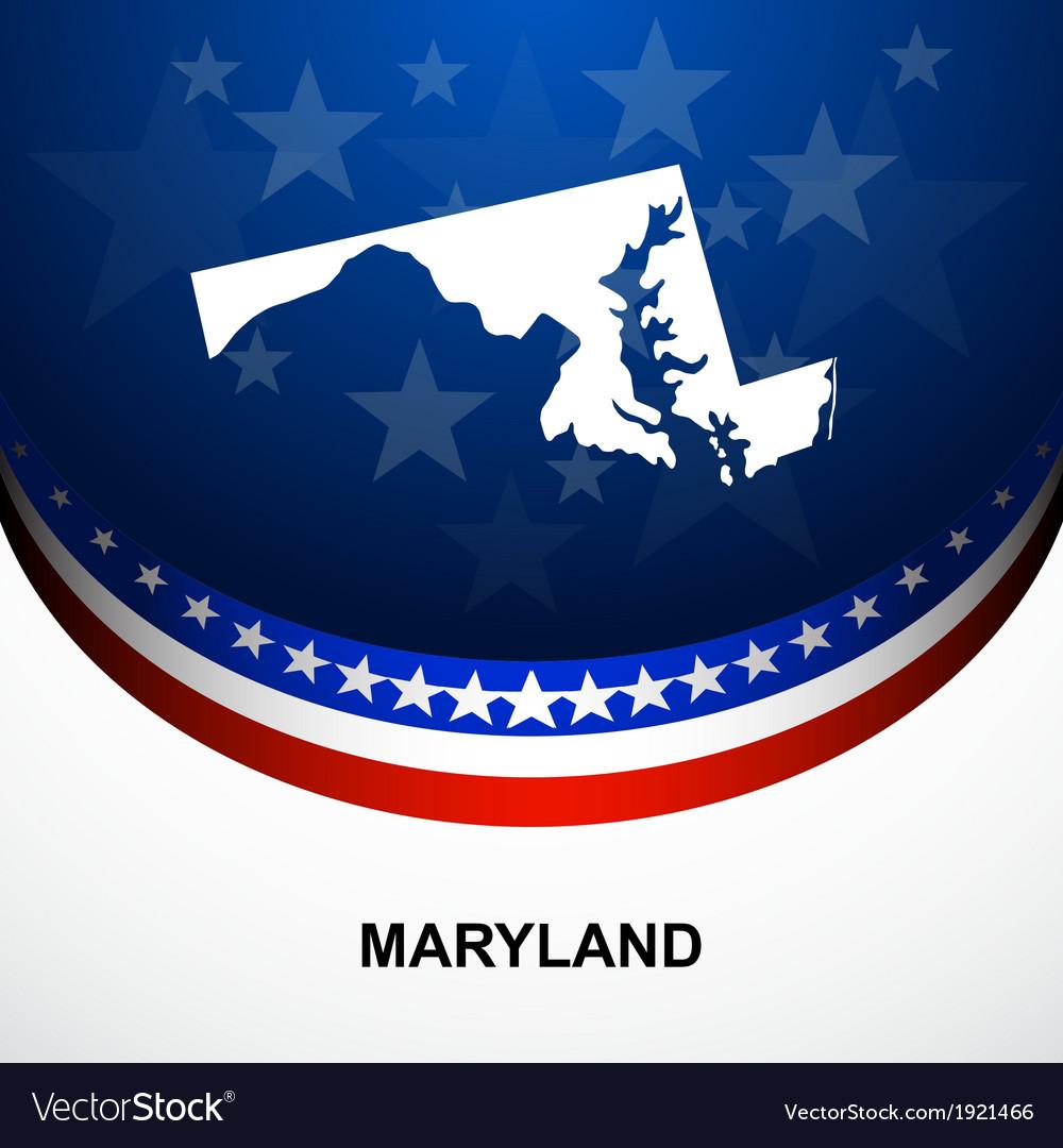 Maryland vector | Price: 1 Credit (USD $1)