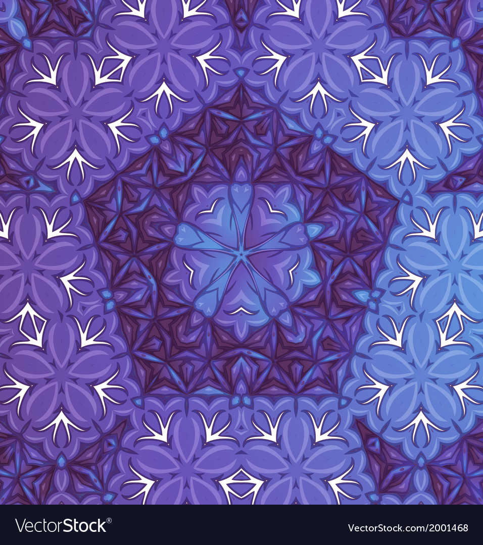 A violet pattern vector | Price: 1 Credit (USD $1)