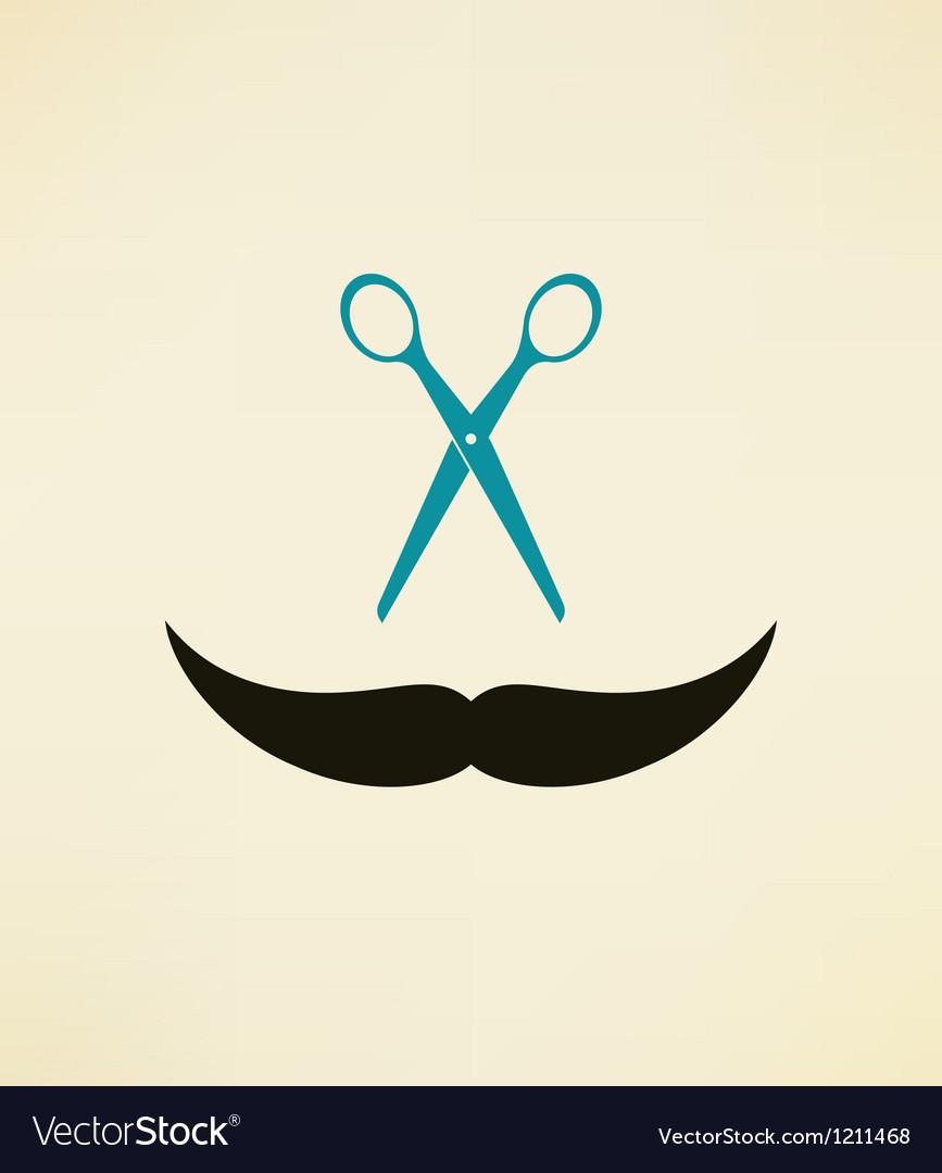 Barbershop icon vector | Price: 1 Credit (USD $1)