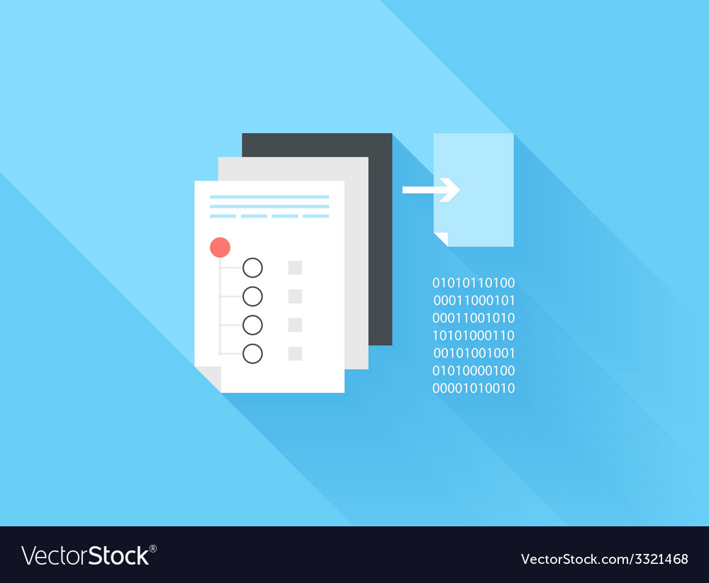 Share data vector | Price: 1 Credit (USD $1)