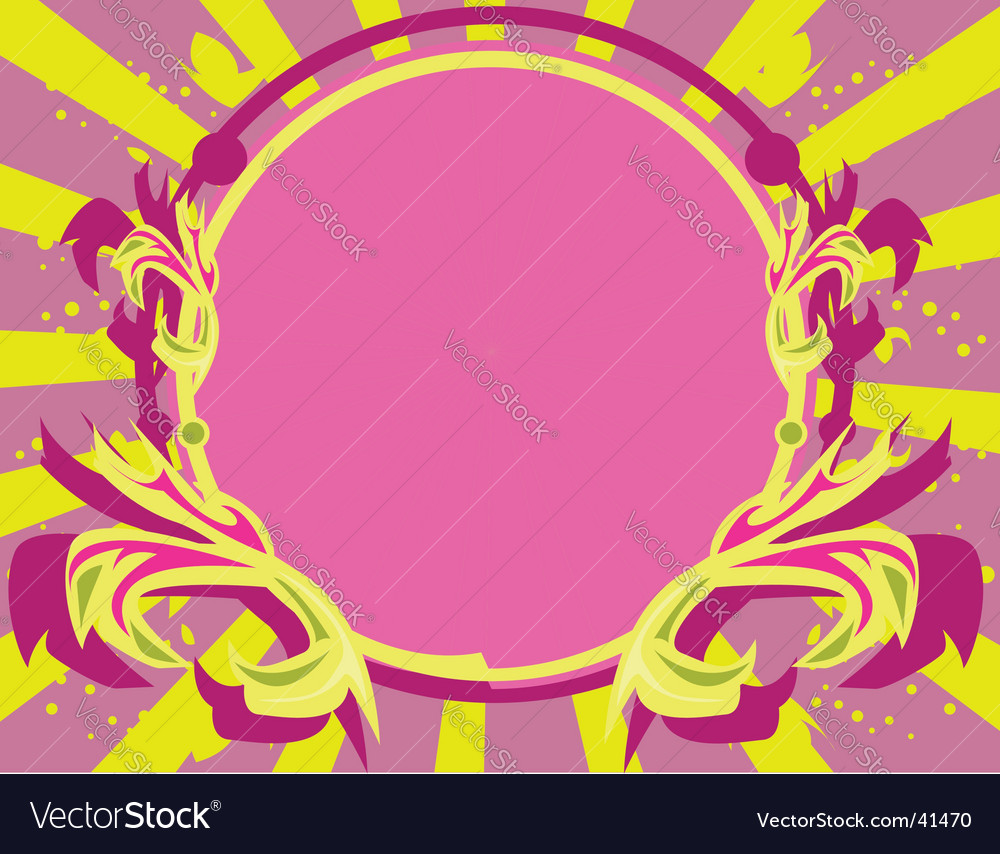 Frame background vector | Price: 1 Credit (USD $1)