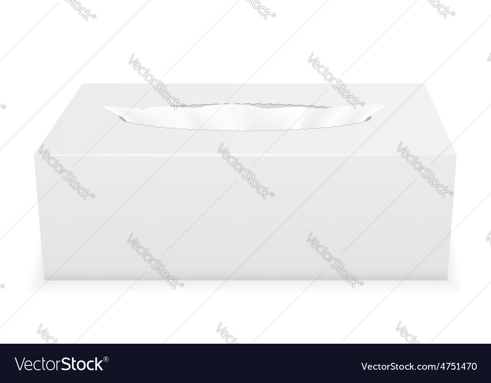 Tissue box 02 vector | Price: 1 Credit (USD $1)