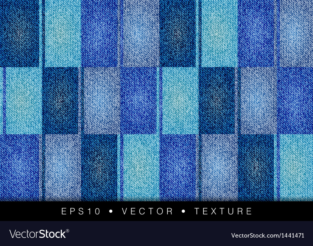 Texture grain four blue color vector | Price: 1 Credit (USD $1)