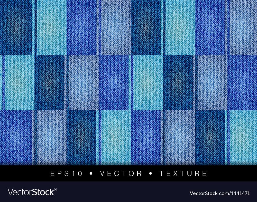 Texture grain four blue color vector | Price: 1 Credit (USD $1)