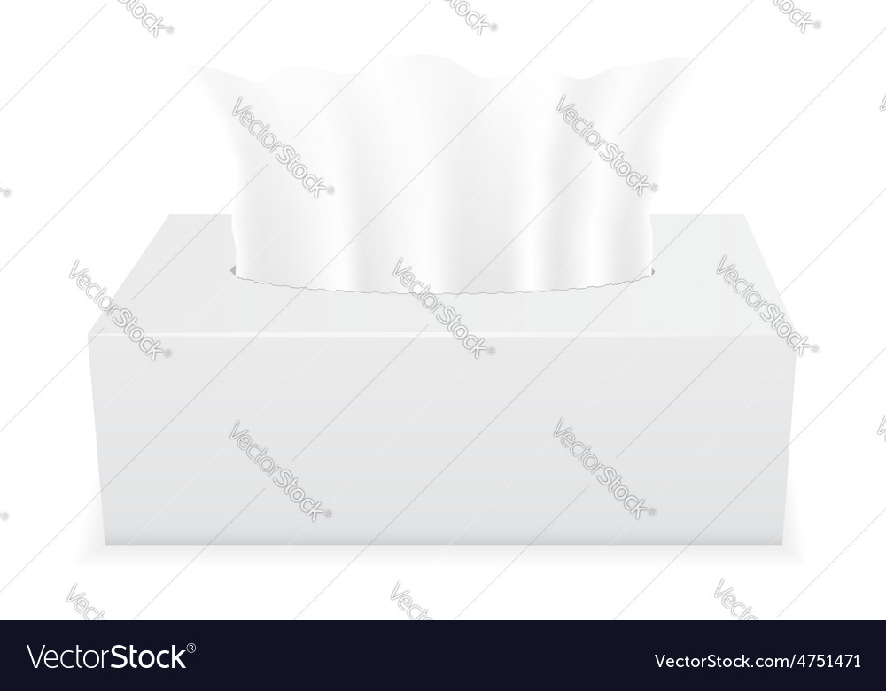 Tissue box 03 vector | Price: 1 Credit (USD $1)