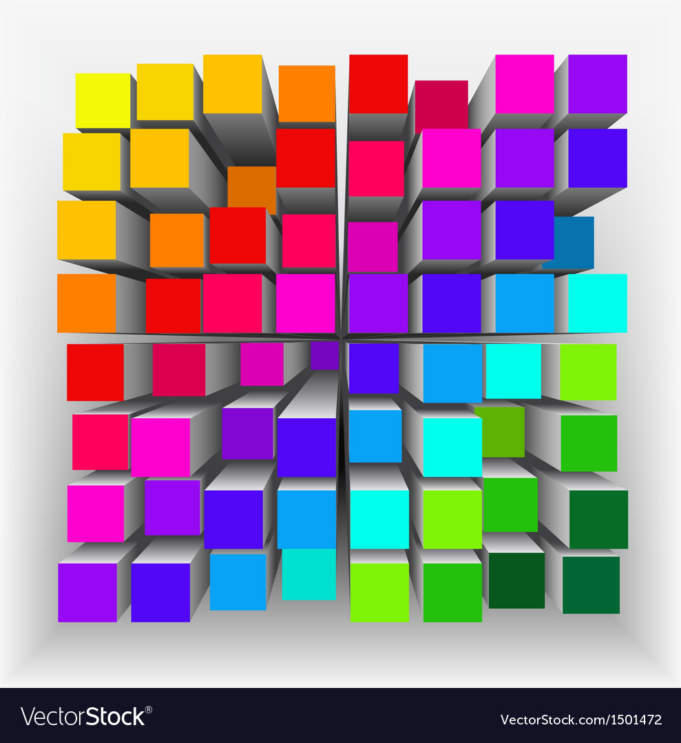Abstract geometrical shape2 vector | Price: 1 Credit (USD $1)