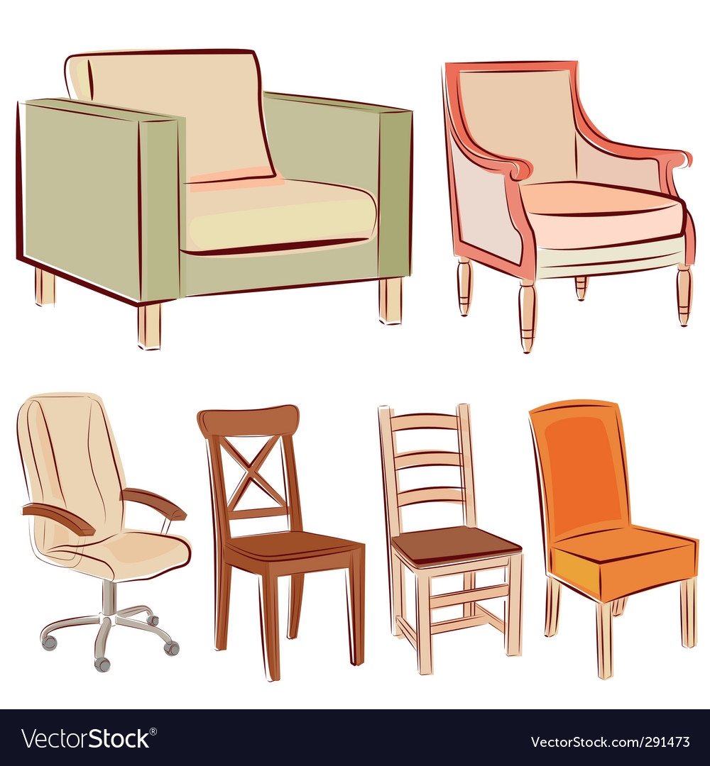 Furniture icon vector | Price: 3 Credit (USD $3)