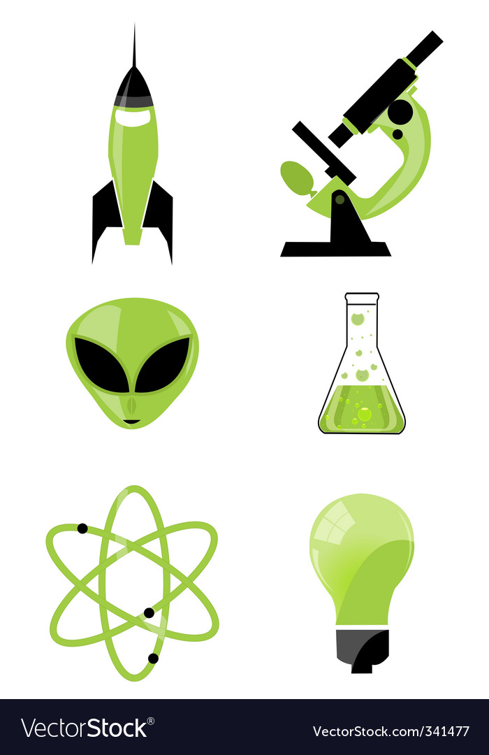 Scientific icon vector | Price: 1 Credit (USD $1)