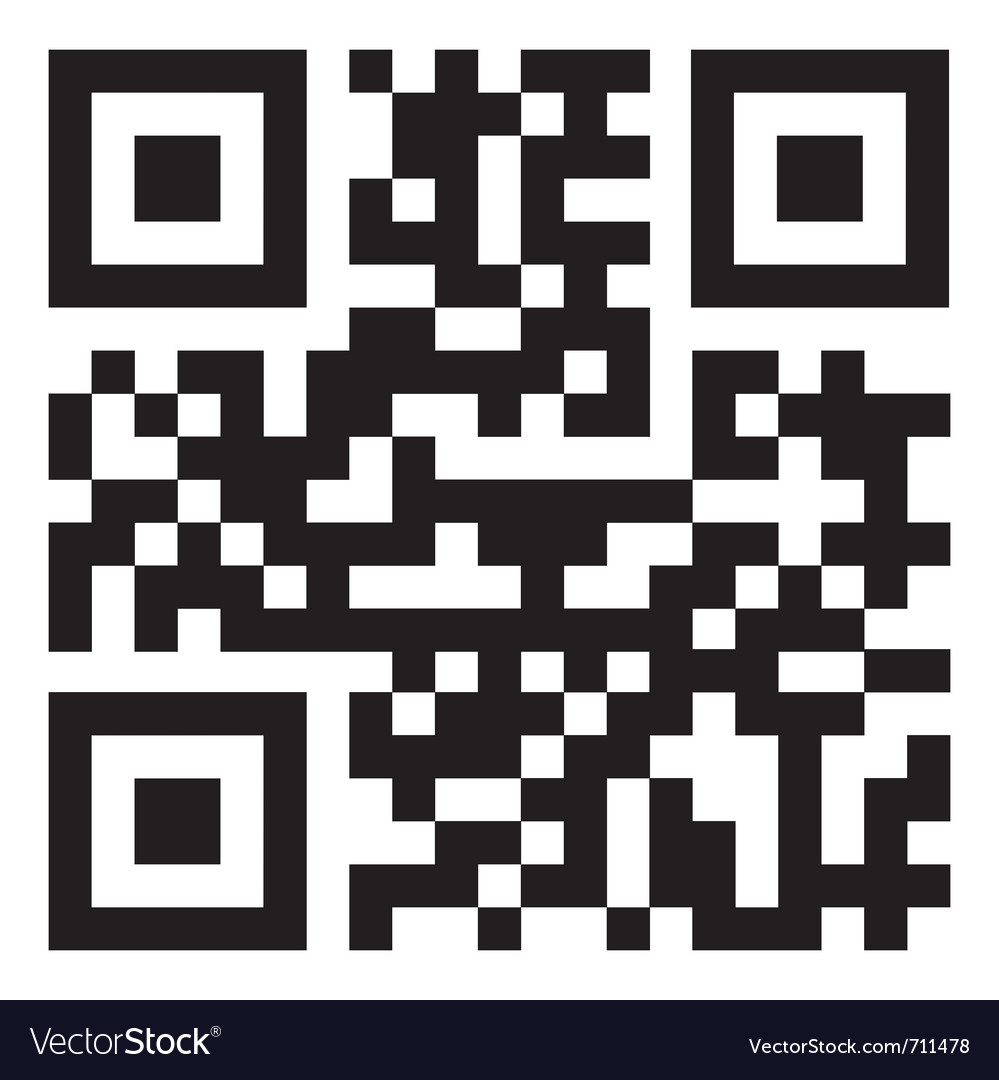Sample qr code vector | Price: 1 Credit (USD $1)