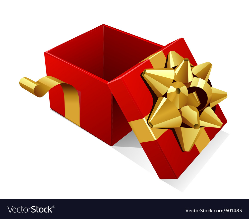 Christmas present background vector | Price: 1 Credit (USD $1)
