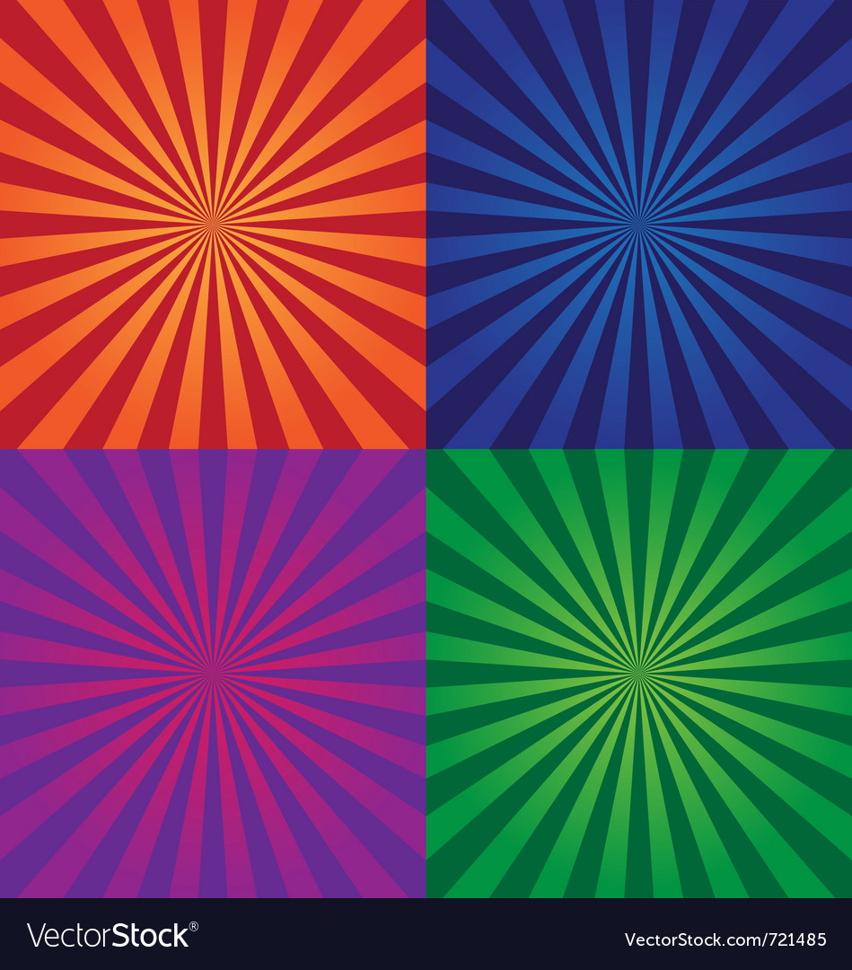 Colorful background design elements vector | Price: 1 Credit (USD $1)