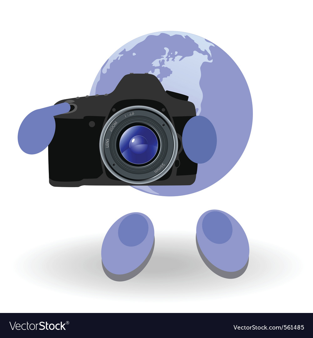 World photography vector | Price: 1 Credit (USD $1)