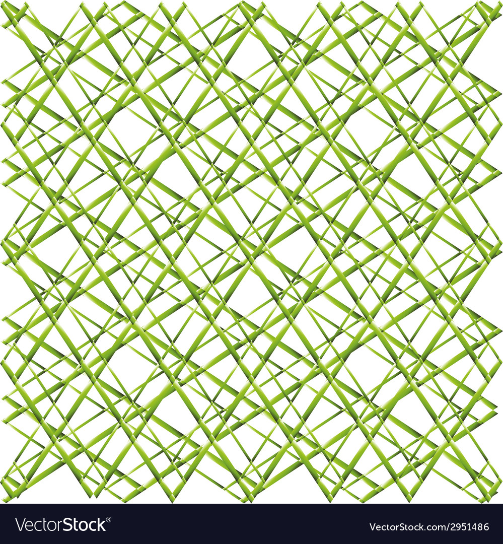 Green texture geometric on white background vector | Price: 1 Credit (USD $1)