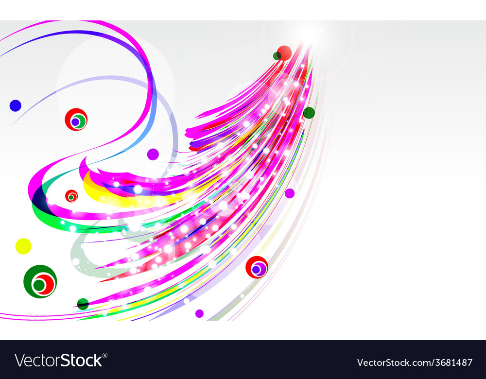 Bright abstract background vector   Price: 1 Credit (USD $1)