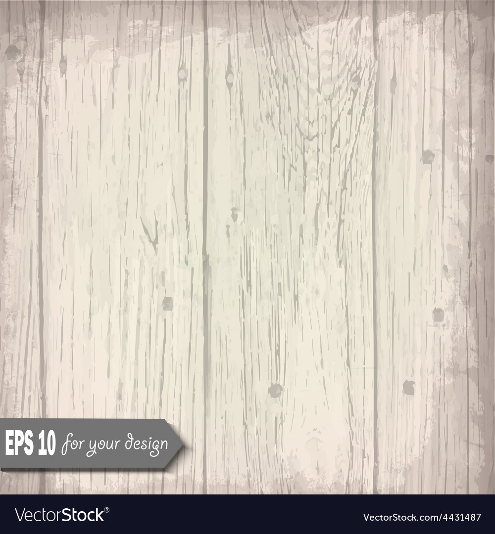White wooden background for your design vector | Price: 1 Credit (USD $1)