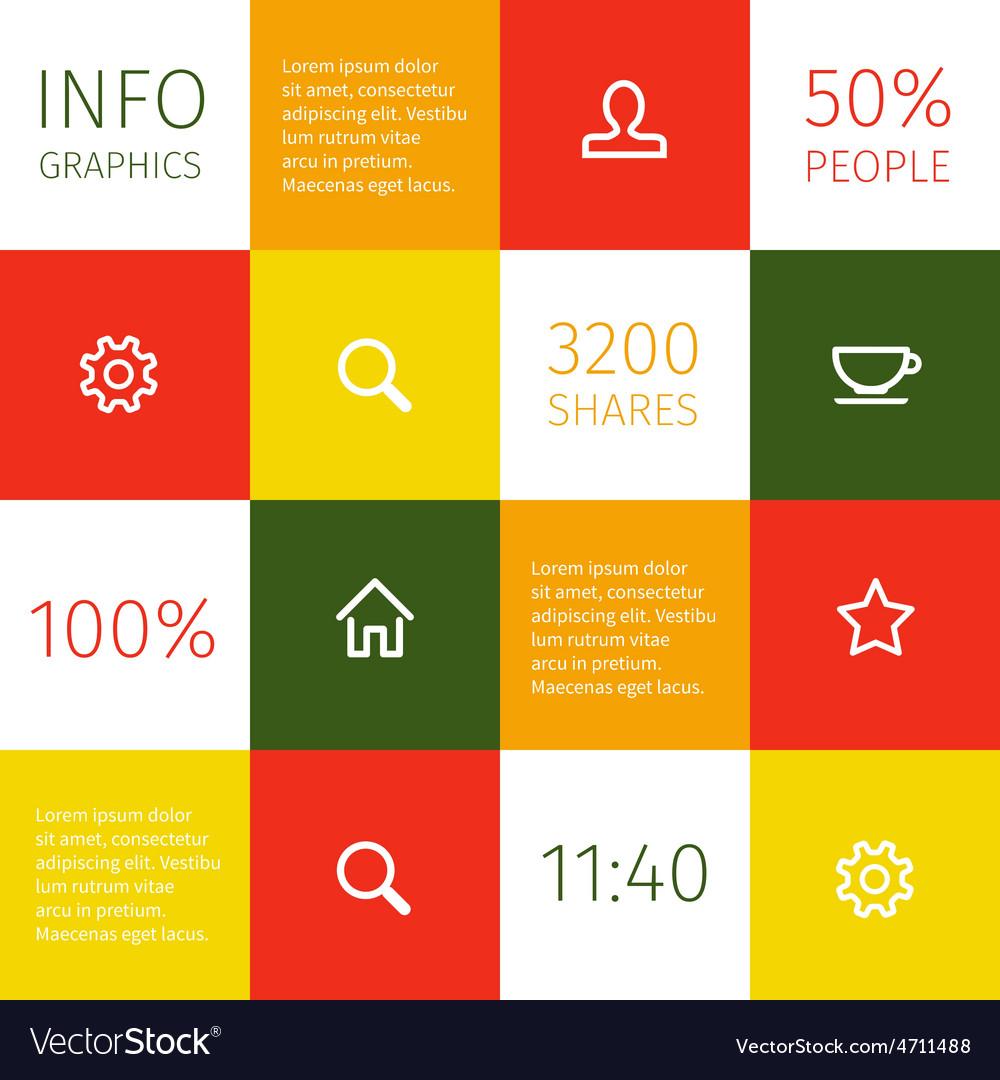 Infographic concept design vector   Price: 1 Credit (USD $1)
