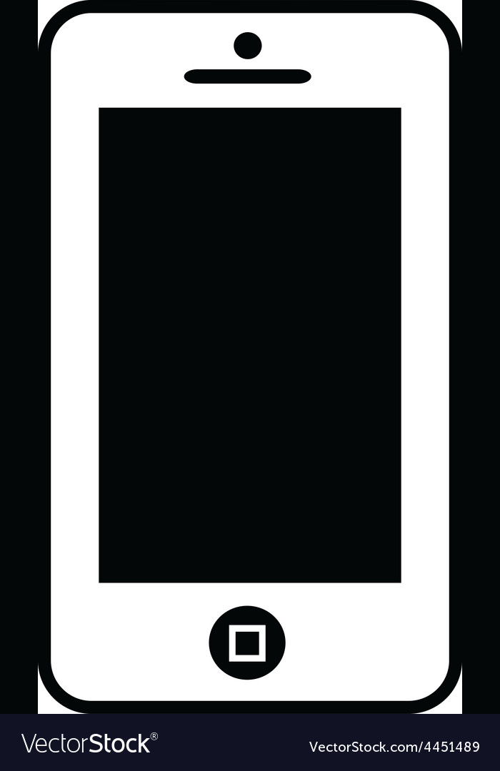 Mobile device vector | Price: 1 Credit (USD $1)