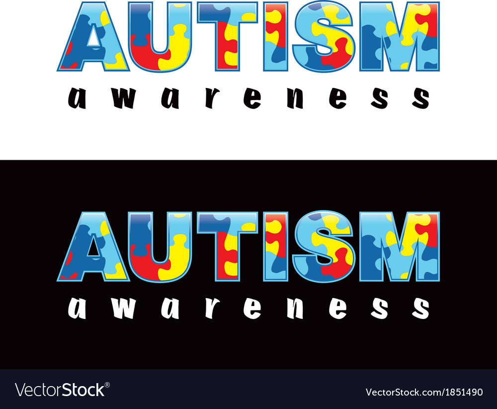 Autism word vector