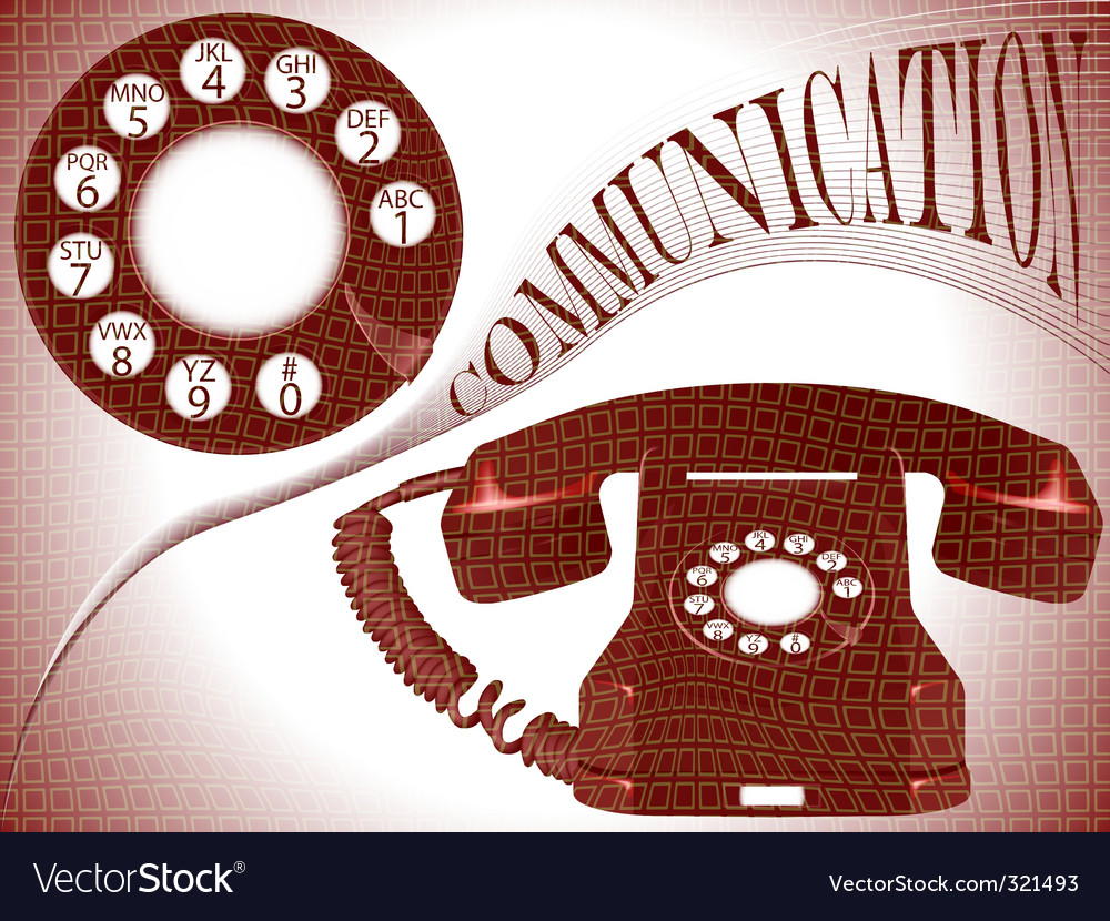 Communication composition vector | Price: 1 Credit (USD $1)