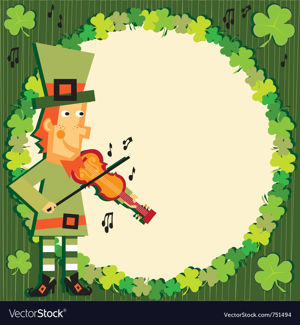 Saint patricks day party vector | Price: 1 Credit (USD $1)