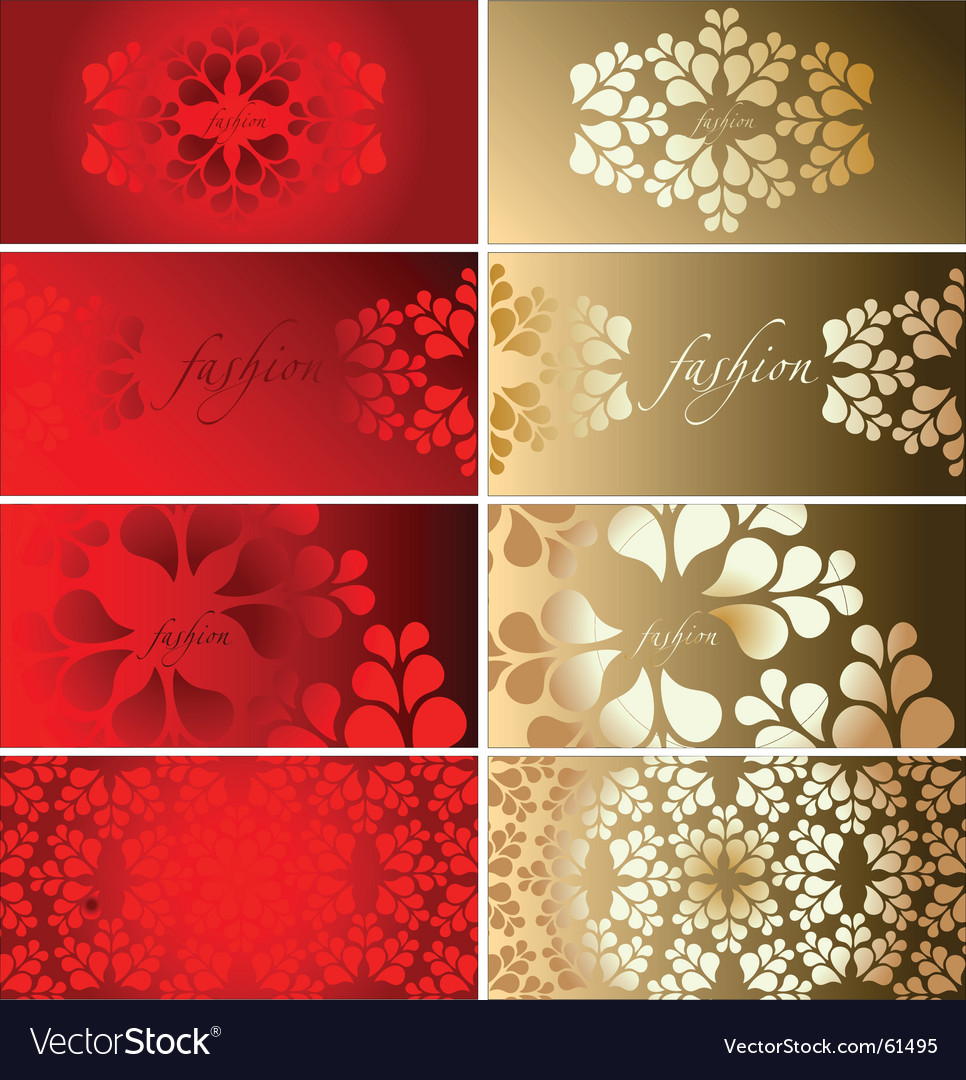 Background cards vector | Price: 1 Credit (USD $1)