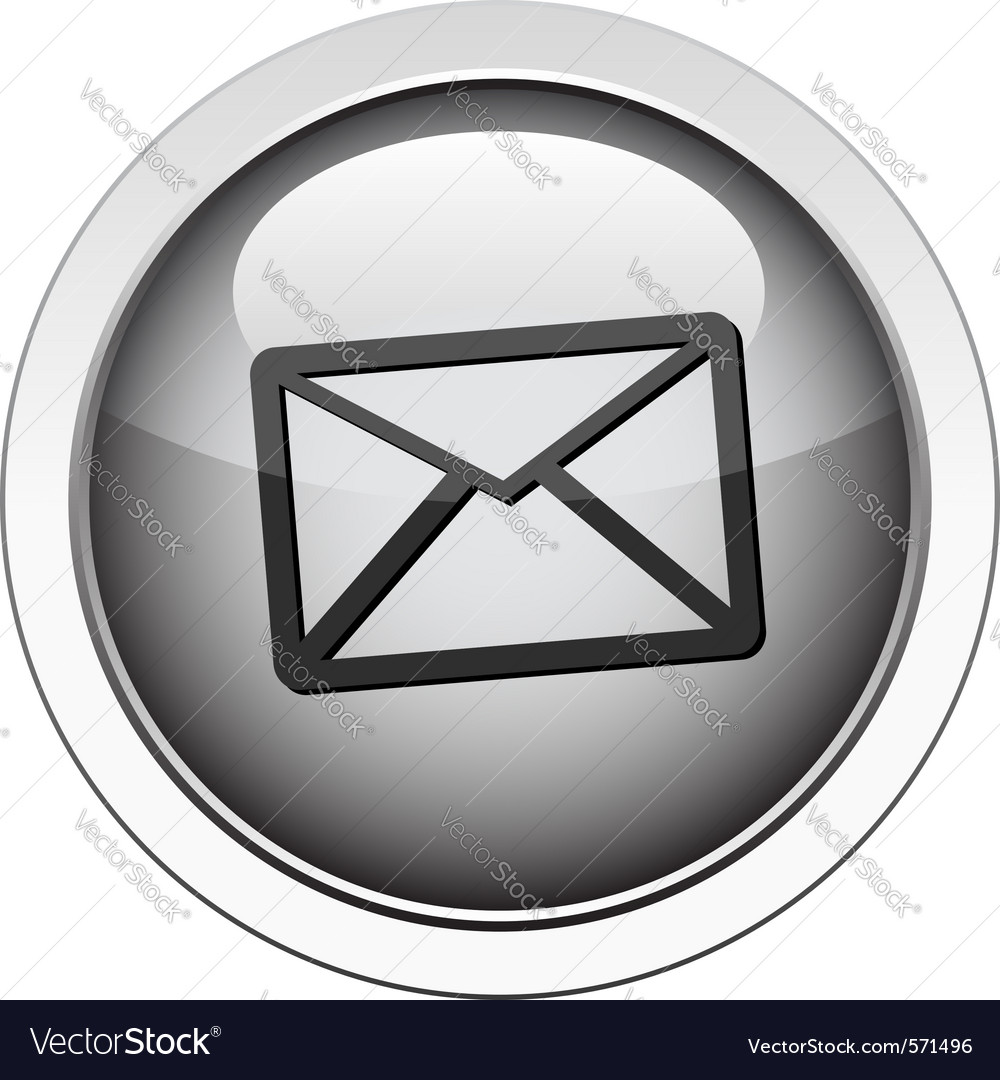 Envelope  email icon vector | Price: 1 Credit (USD $1)
